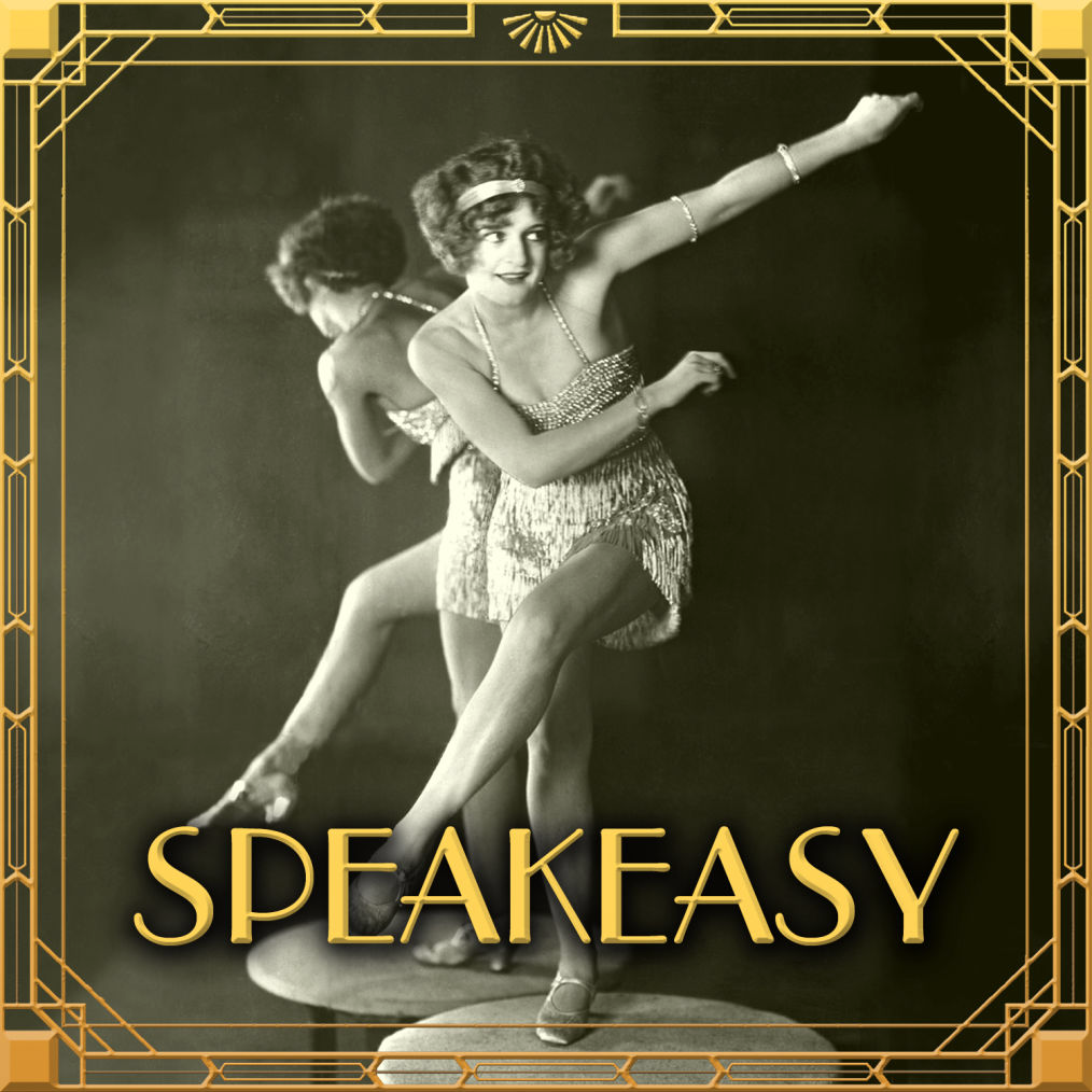 1920s Speakeasy entertainment and music