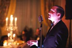 Classic vintage Christmas music from Simon Partridge - perfect for parties